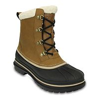 Crocs AllCast II Men's Waterproof Winter Boots
