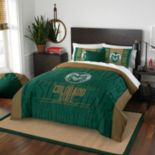 Colorado State Rams Modern Take Full/Queen Comforter Set by Northwest