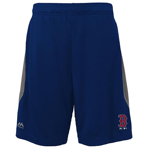 Boys 4-7 Majestic Boston Red Sox Last Rally Shorts