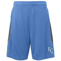 Boys 4-7 Majestic Kansas City Royals Last Rally Shorts
