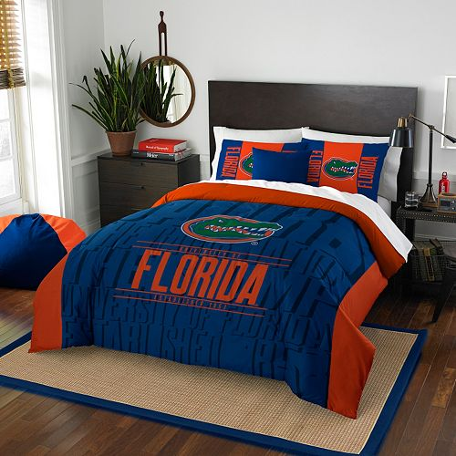 Florida Gators Modern Take Full/Queen Comforter Set by Northwest
