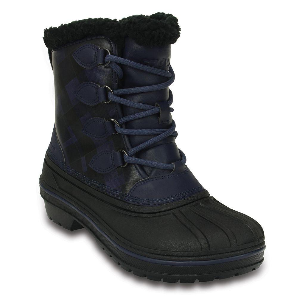 Crocs AllCast II Women's Waterproof Winter Boots