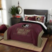Florida State Seminoles Modern Take Full/Queen Comforter Set by Northwest