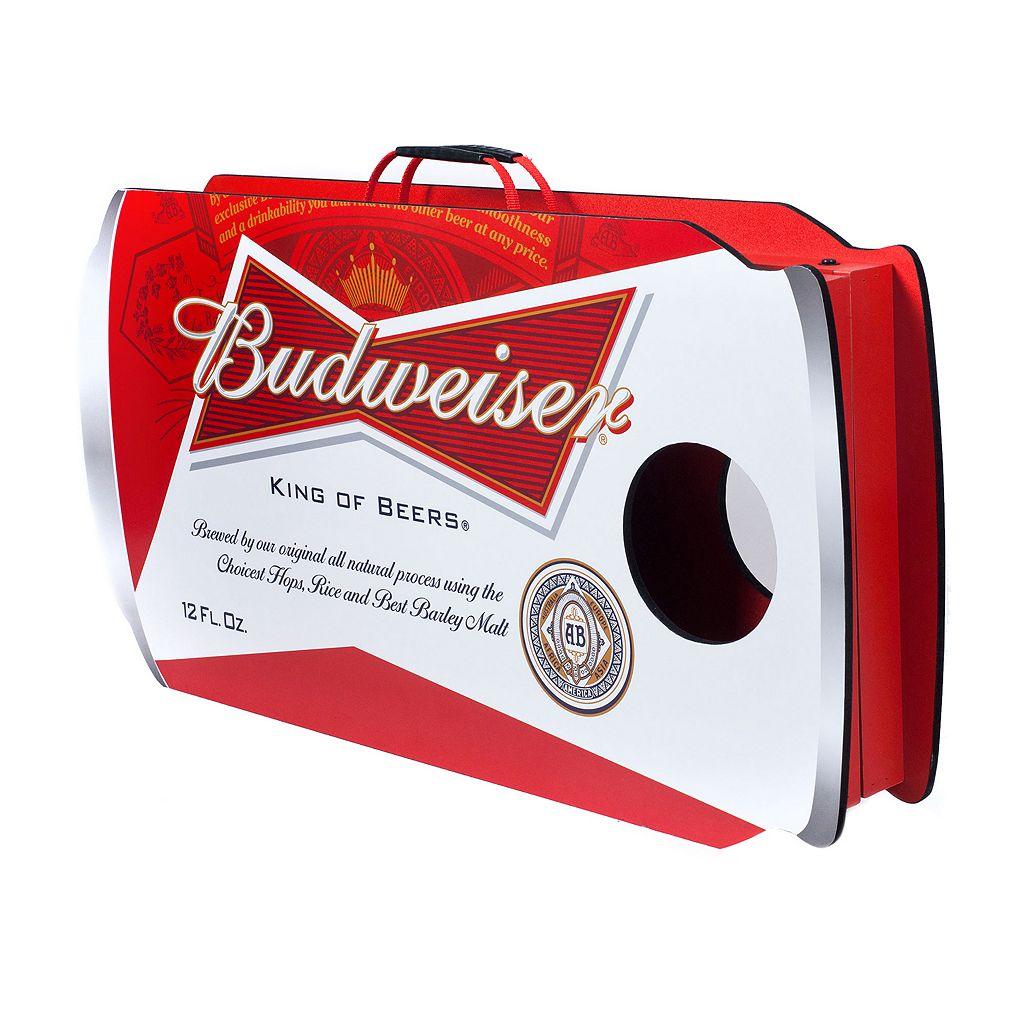 Budweiser Can Bean Bag Toss Game