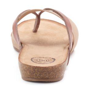 SO® Women's Thong Sandals