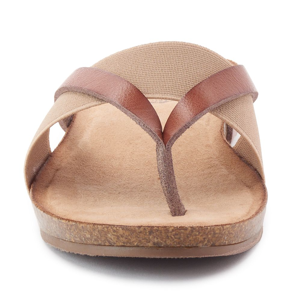 SO® Women's Thong Sandals