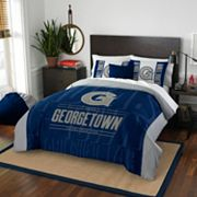 Georgetown Hoyas Modern Take Full/Queen Comforter Set by Northwest