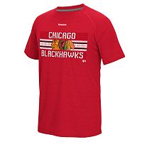 Men's Reebok Chicago Blackhawks Name in Lights Tee