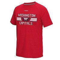 Men's Reebok Washington Capitals Name in Lights Tee