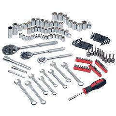 Stalwart 135 pc Hand Tool Set