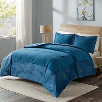 Madison Park Evelyn Matelasse Comforter Set