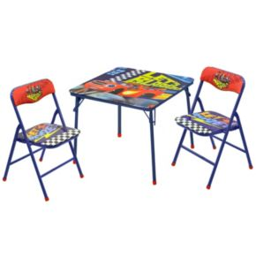 Blaze and the Monster Machines 3-pc. Table & Chairs Set