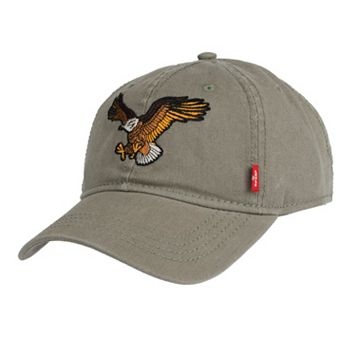 Men's Levi's Eagle Twill Baseball Cap
