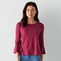 Petite SONOMA Goods for Life™ Flared Top