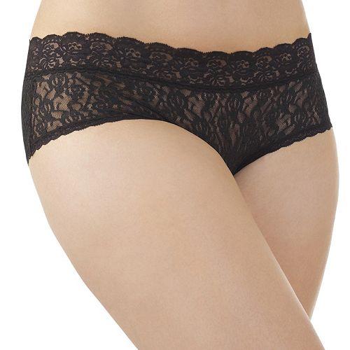 21d1d1dea1da Vanity Fair Flattering Lace Hipster 18281 - Women's