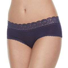 Vanity Fair Flattering Lace Hipster 18281 - Women's