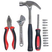 Stalwart 15 pc Tool Kit