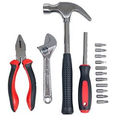 Stalwart 15 pc Tool Kit