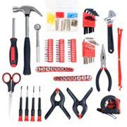 Stalwart 86 pc Tool Kit & Bag