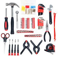 Stalwart 86 pc Tool Kit & Bag