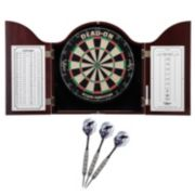 Dead-On Sisal Fiber Dartboard Set by Viper