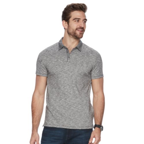 Men's Marc Anthony Woven-Colla...