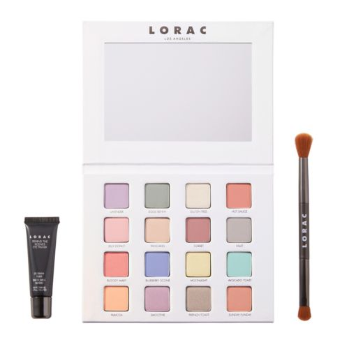 LORAC I Love Brunch PRO Eyeshadow Palette - Limited Edition