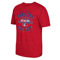Men's CCM New York Rangers Supra Shield Tee