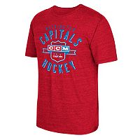 Men's CCM Washington Capitals Supra Shield Tee