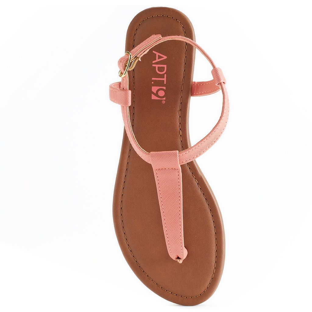 Apt. 9® Women's Kiki Silhouette Thong Sandals