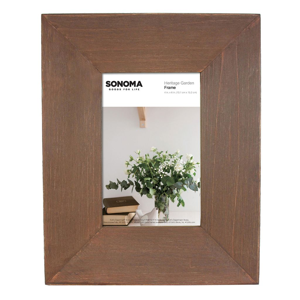 SONOMA Goods for Life™ Wood 4