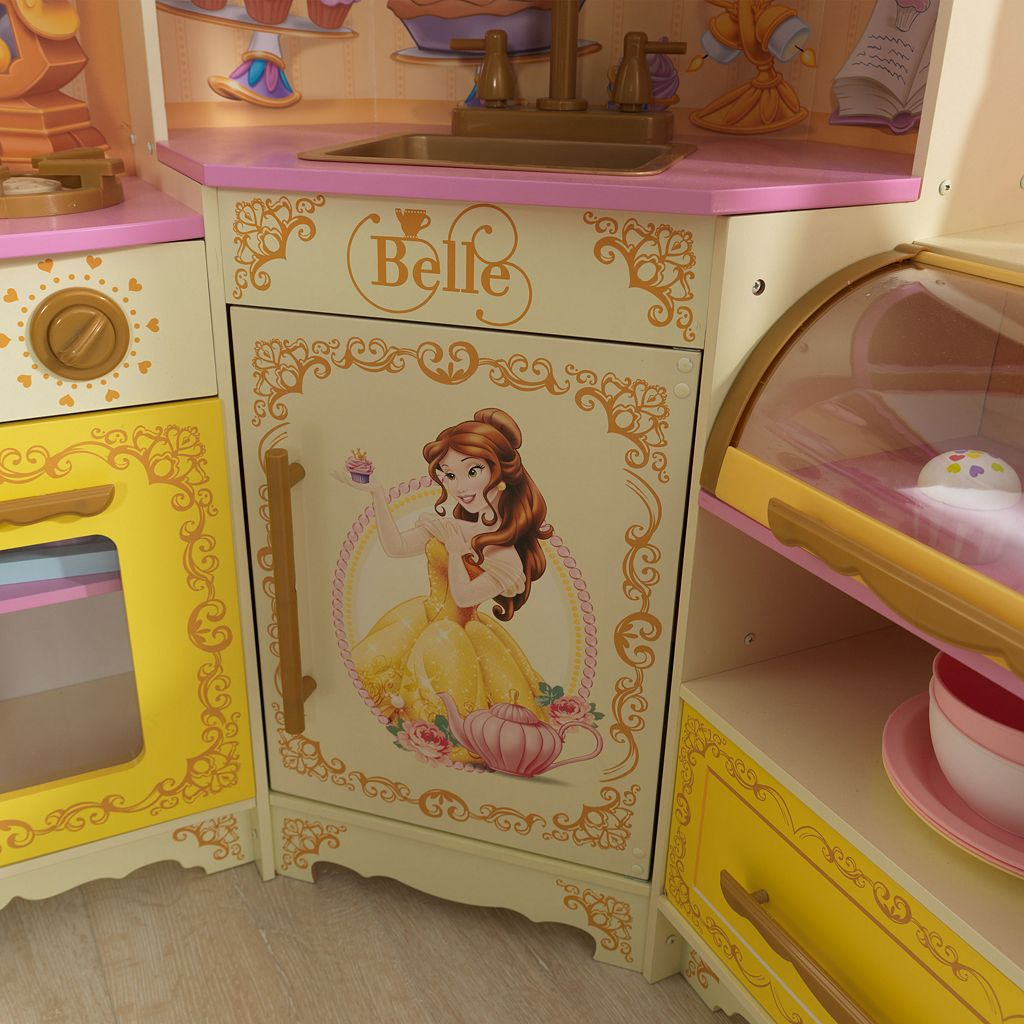 Disney Princess Belle Pastry Kitchen by KidKraft