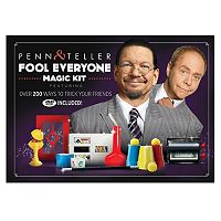 Penn & Teller Fool Everyone Magic Kit by Fun Inc.