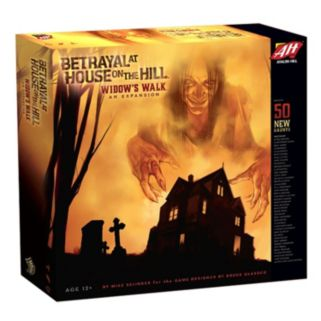 Wizards of the Coast Betrayal at House on the Hill: Widow's Walk Expansion