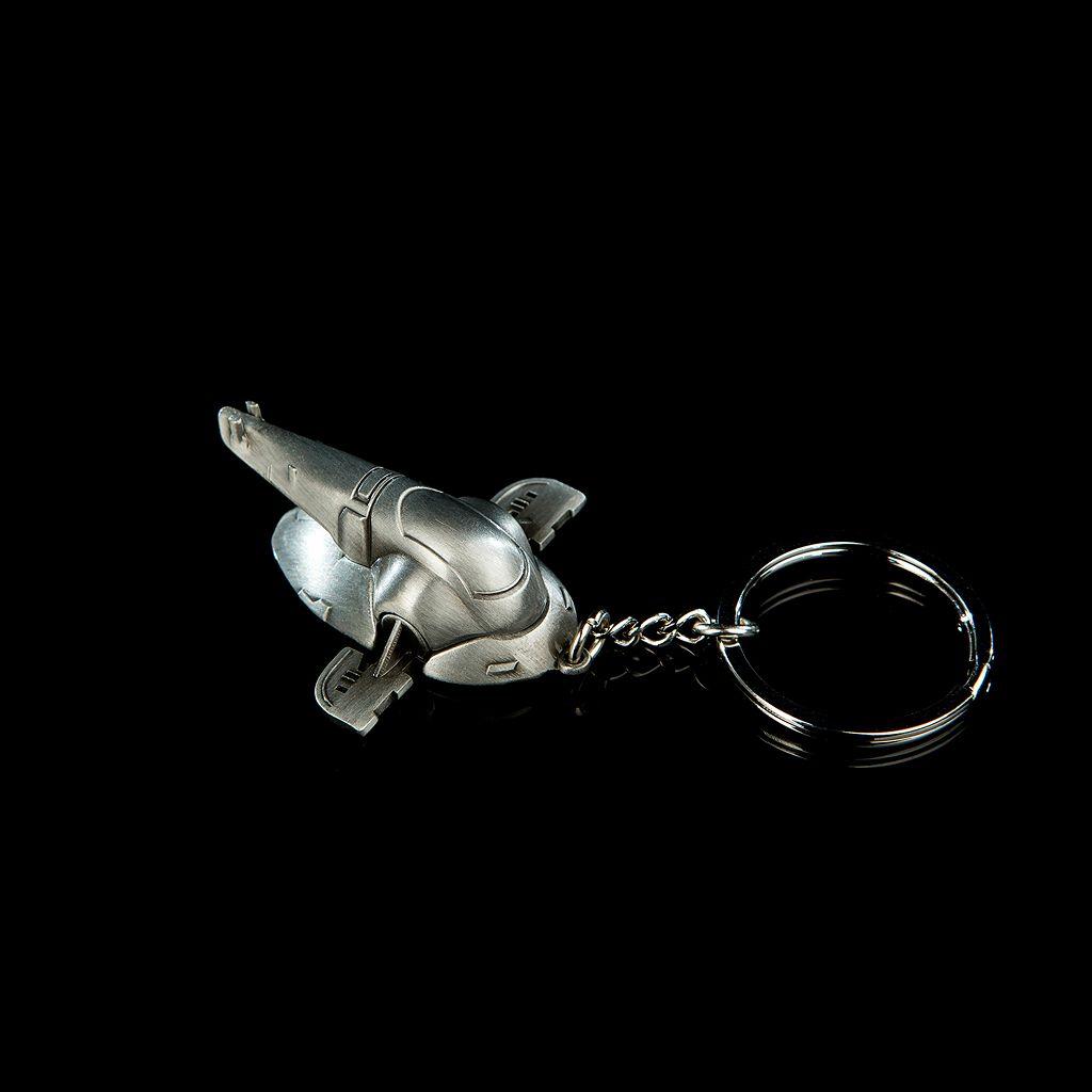 Star Wars Slave I Replica Key Chain by Quantum Mechanix