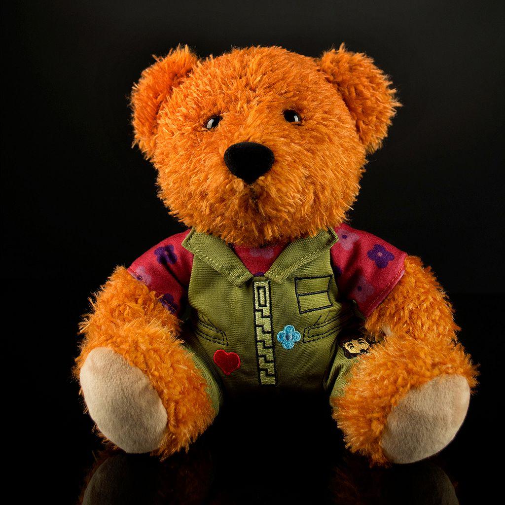 Firefly Kaylee Bear Plush by Quantum Mechanix