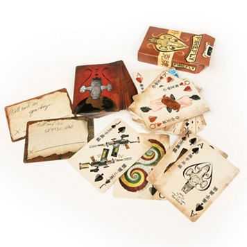 Firefly Playing Cards by Quantum Mechanix