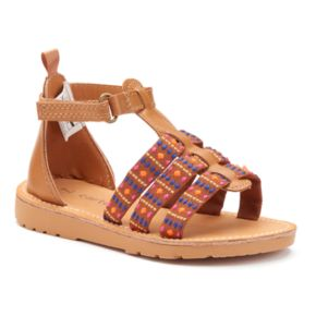Carter's Luna 2 Toddler Girls' Sandals