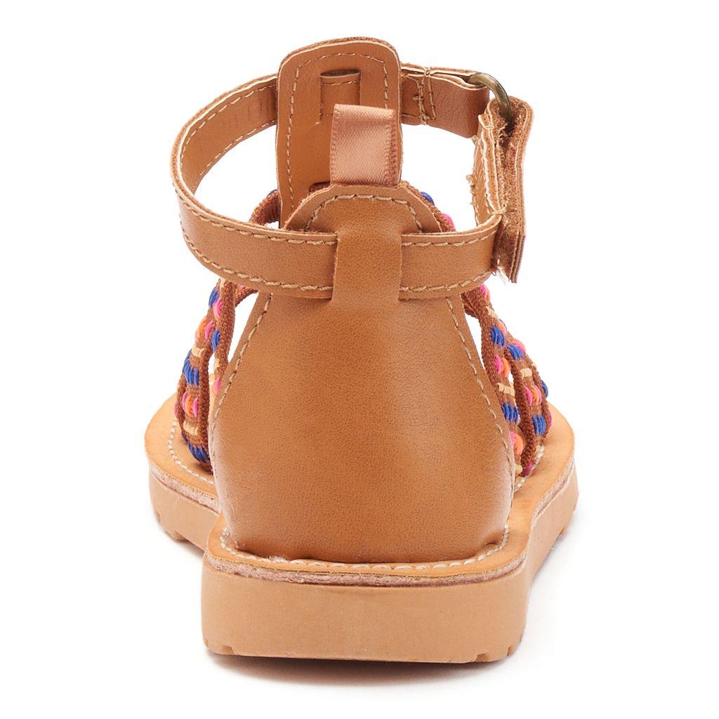 Carter's Luna 2 Toddler Girls' Sandals