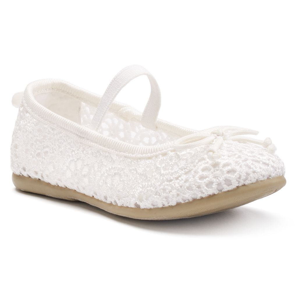 Carter's Ruby 5 Toddler Girls' Flats