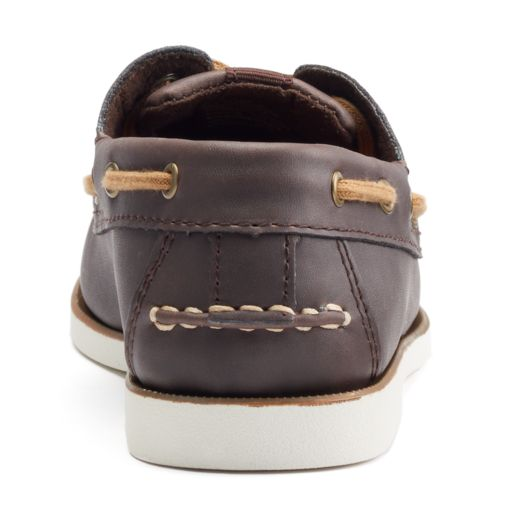 SONOMA Goods for Life™ Herb Boys' Boat Shoes