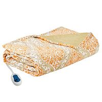 Beautyrest Senna Heated Throw