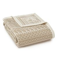 Eddie Bauer Alpine Fair Isle Throw