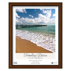 Timeless Frames Roma Walnut Finish Frame