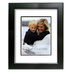 Timeless Frames Black Matted Frame