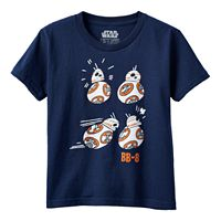 Boys 4-7 Star Wars BB-8 Graphic Tee