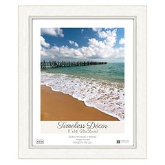 Timeless Frames Washed White Frame