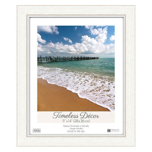 Timeless Frames Washed White Frame