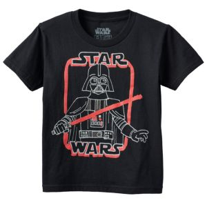 Boys 4-7 Star Wars Darth Vader Graphic Tee
