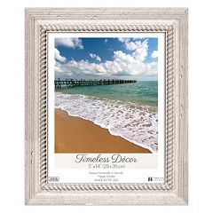 Timeless Frames Fiona Washed White Frame